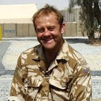 Ken Hames Former Sas Soldier Turned Tv Presenter He Has