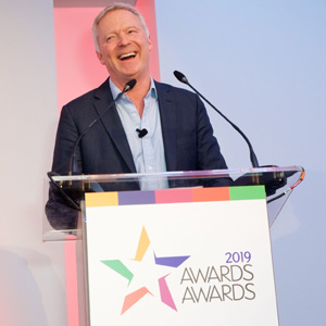 Rory Bremner at the Awards Awards