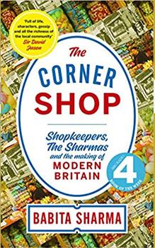 Babita Sharma's Corner Shop Cover