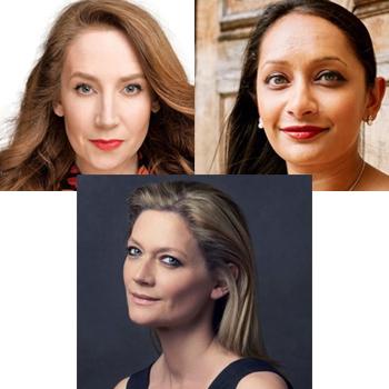 Inspiring Women: Viv Groskop, Poorna Bell and Sophie Ward