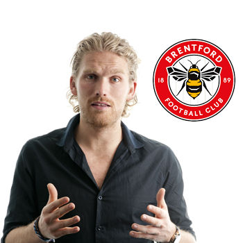 Rasmus and Brentford Logo