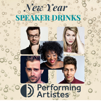 New Year Speaker Drinks