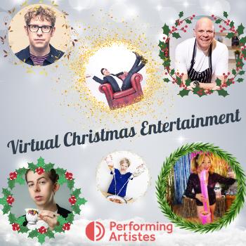Virtual Christmas Party image